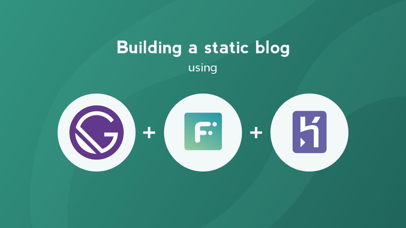 Building a static blog using Gatsby, Heroku and Flotiq CMS