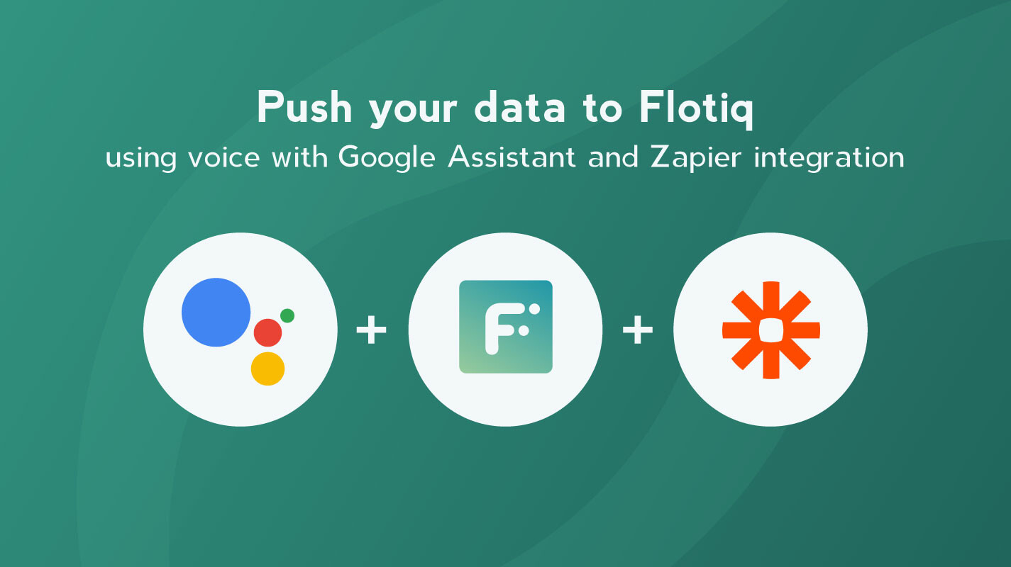 Voice CMS - push data to CMS with your using Google Assistant and Zapier