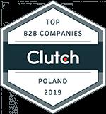 Clutch Top B2B Companies Poland