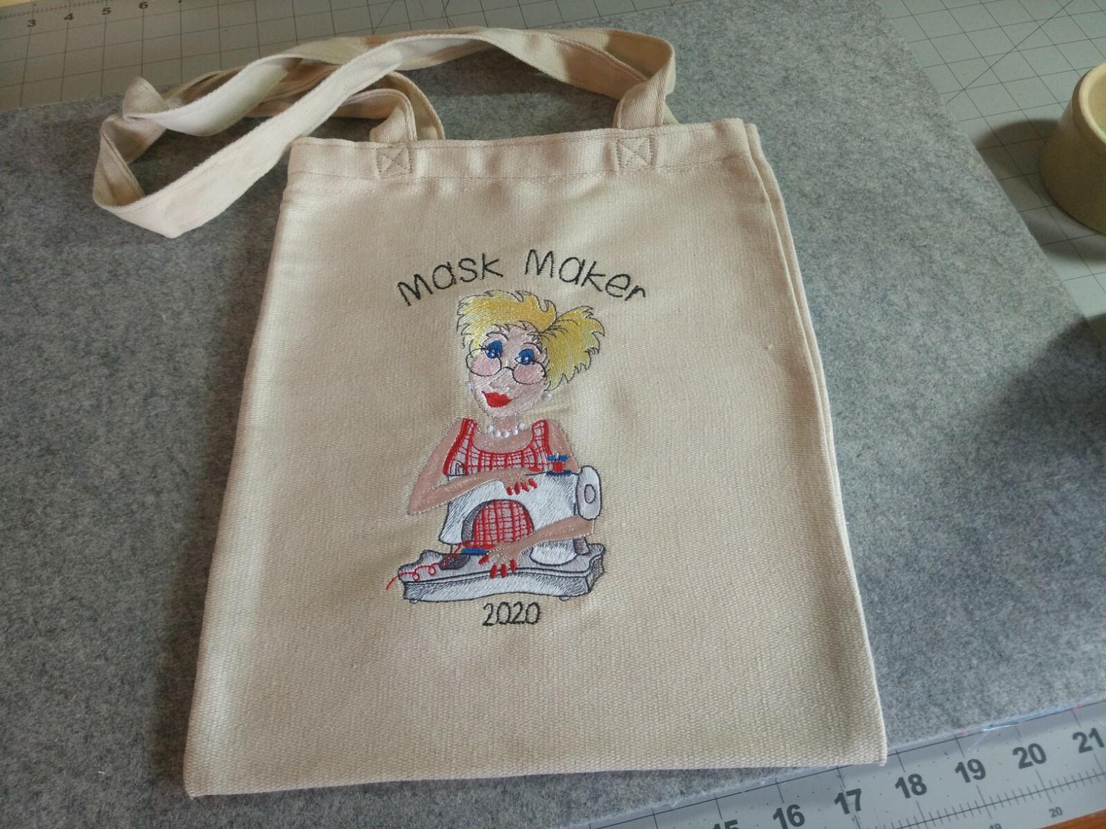 Mask Maker 2020