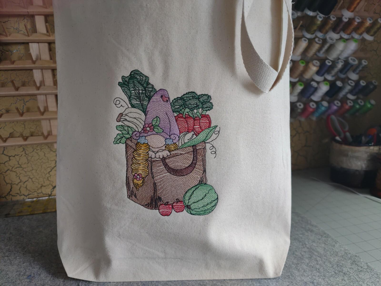 Produce Gnome