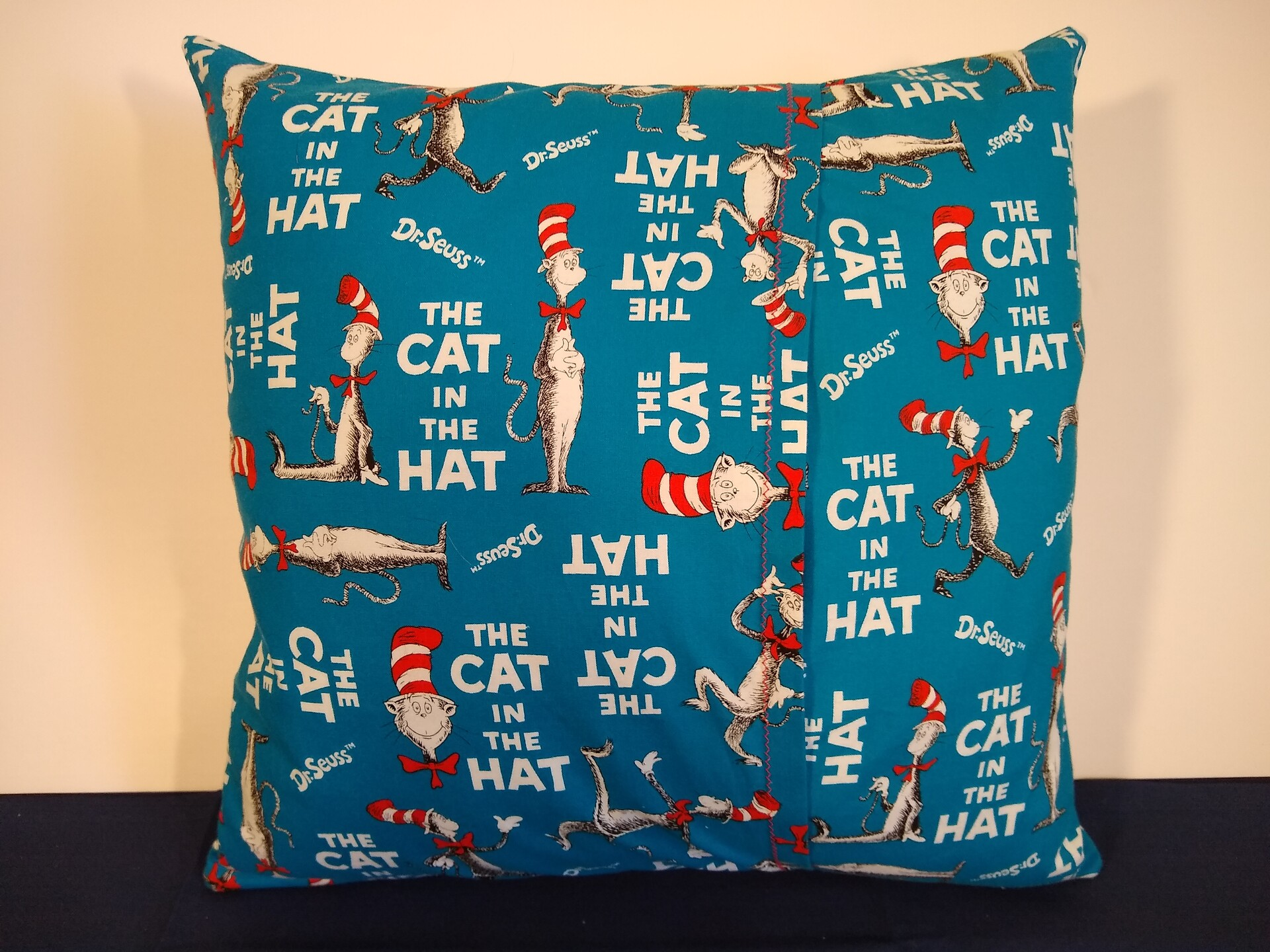 The Cat in the Hat Pillow