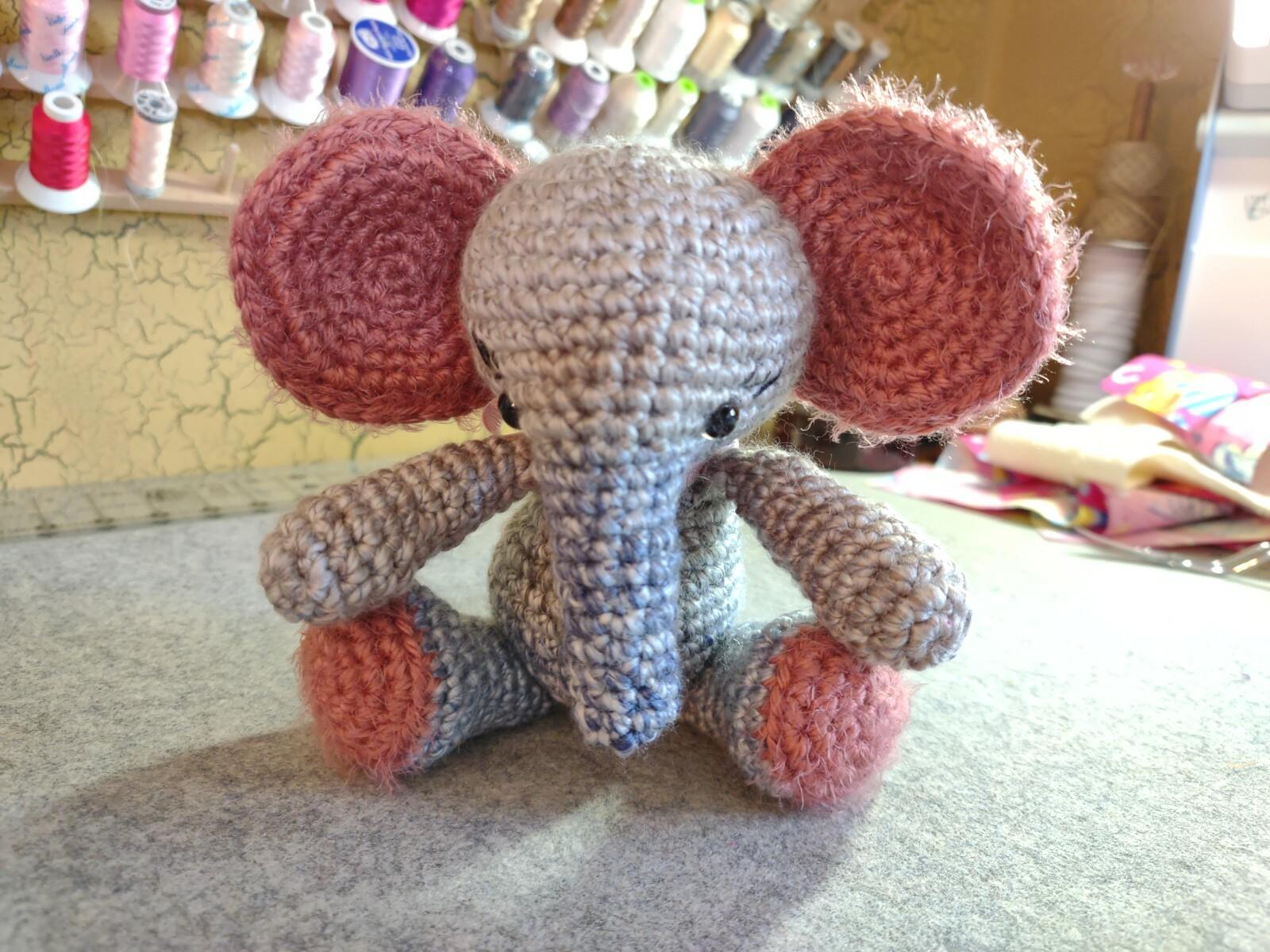 Little Grey Elephant