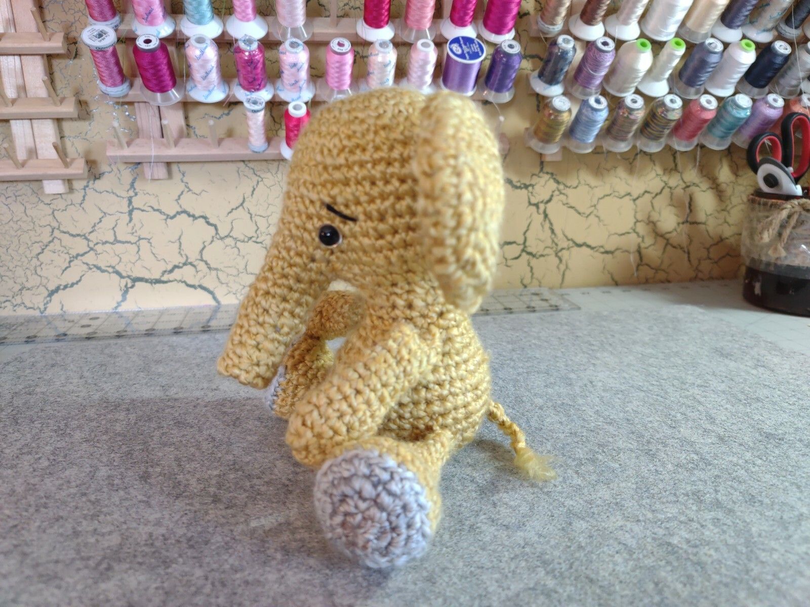 Little  Yellow Elephant
